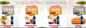 Viva Cinema Ibadan Movie Showing This Week And Ticket Prices