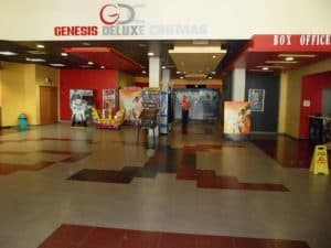 genesis cinema warri