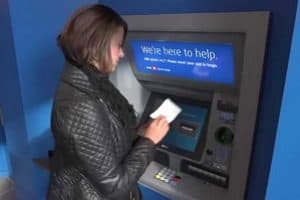 withdraw from atm without card