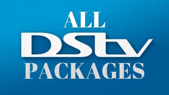 all dstv packages