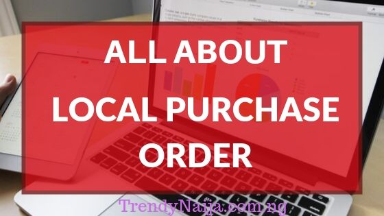 local purchase order